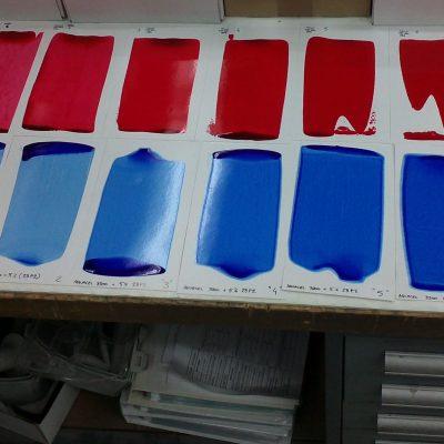 Création d'un fichier pigmentaire